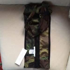 03b32bf0d8bbe Veronica Beard Jackets & Coats - New VERONICA BEARD Camo Nylon Hoodie Dickey